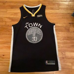 Nike Steph Curry size 50 The Town Jersey